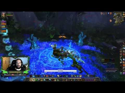 World of Warcraft LEGION | MAZMORRAS MÍTICAS con la GUILD - Orden Inmortal - PARTE 1