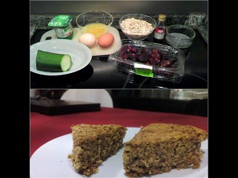 Как приготовить Низкокалорийный Овсяный пирог, ППсладости без вреда для фигуры by AnaLisboa