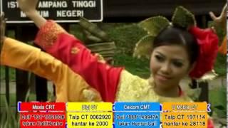 Ally Noor & Mastura - Bongai Hitam Manih [Official Music Video]