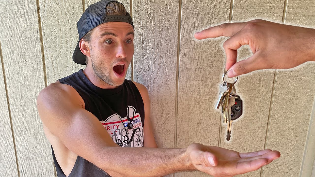 Getting the KEYS to My New HOME!!