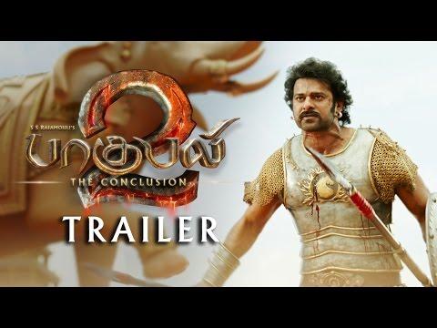 Baahubali 2 - The Conclusion Trailer | Prabhas, Rana, Anushka, Tamannaah | SS Rajamouli