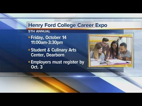 Workers Wanted: Henry Ford College Career Expo