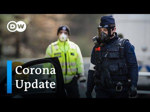 Coronavirus update: Countries around the world impose stricter measures   DW News