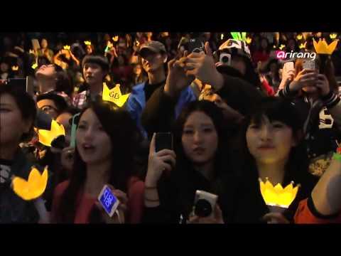 K POP G DRAGON(BIGBANG)   One Of A Kind + Crayon + Crooked LIVE 20140522