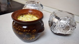 Жаркое в горшочках в духовке / Вкусный домашний рецепт!