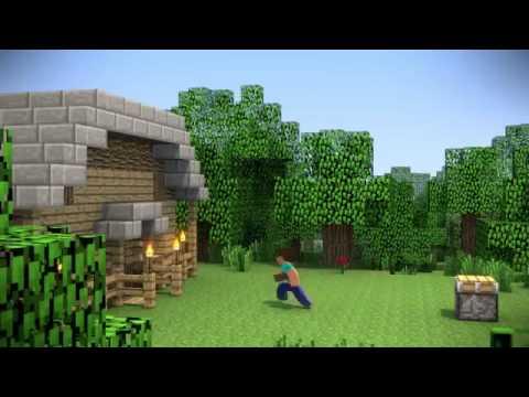 Секс в MineCraft Видео из игры Майнкрафт