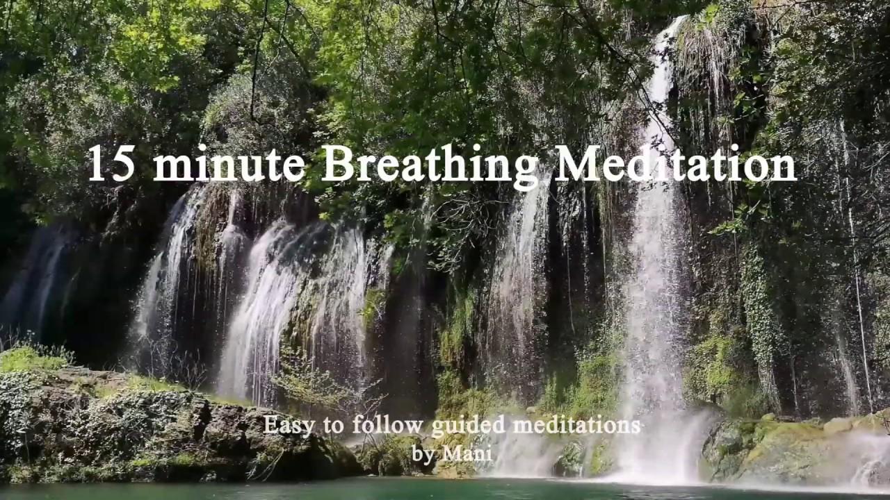 QUICK 15 MINUTE BREATHING MEDITATION - Combat Stress ...