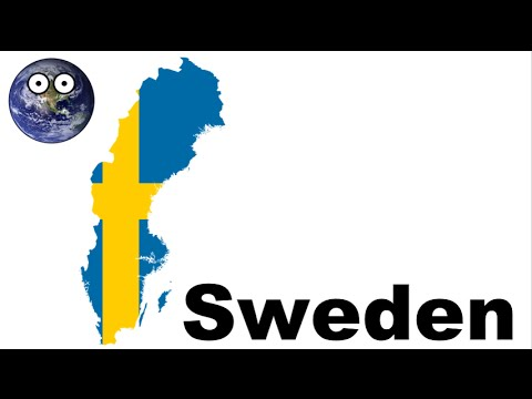 Geography Time! Sweden