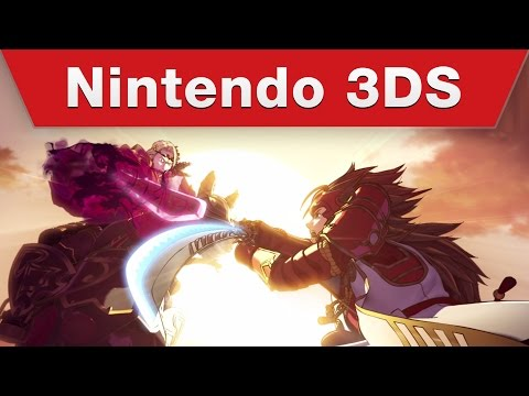 Nintendo 3DS - Fire Emblem Choose Your Path Trailer
