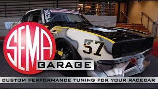 SEMA Garage Interview: Custom Performance Tuning on Race Only Vehicles