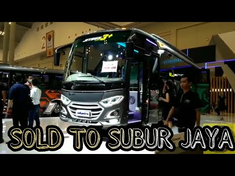 Giias 2018 Review Bus Adiputro Jetbus 3 Md Hino Fc