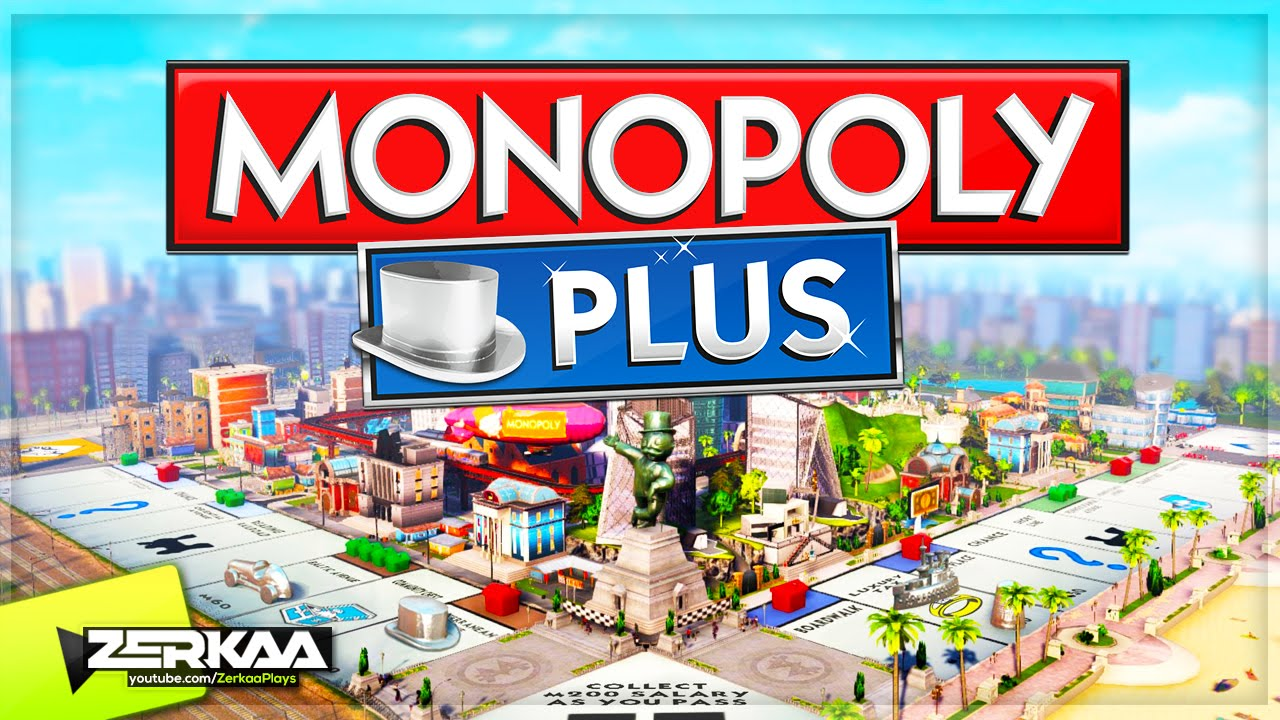 Monopoly Plus Trainer Free Download