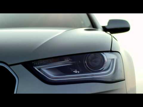 2013 Audi A4 Sedan - Exterior and Interior Details