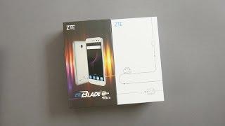 Unboxing: ZTE Blade V7 lite im ersten Eindruck | deutsch 🎁 techloupe