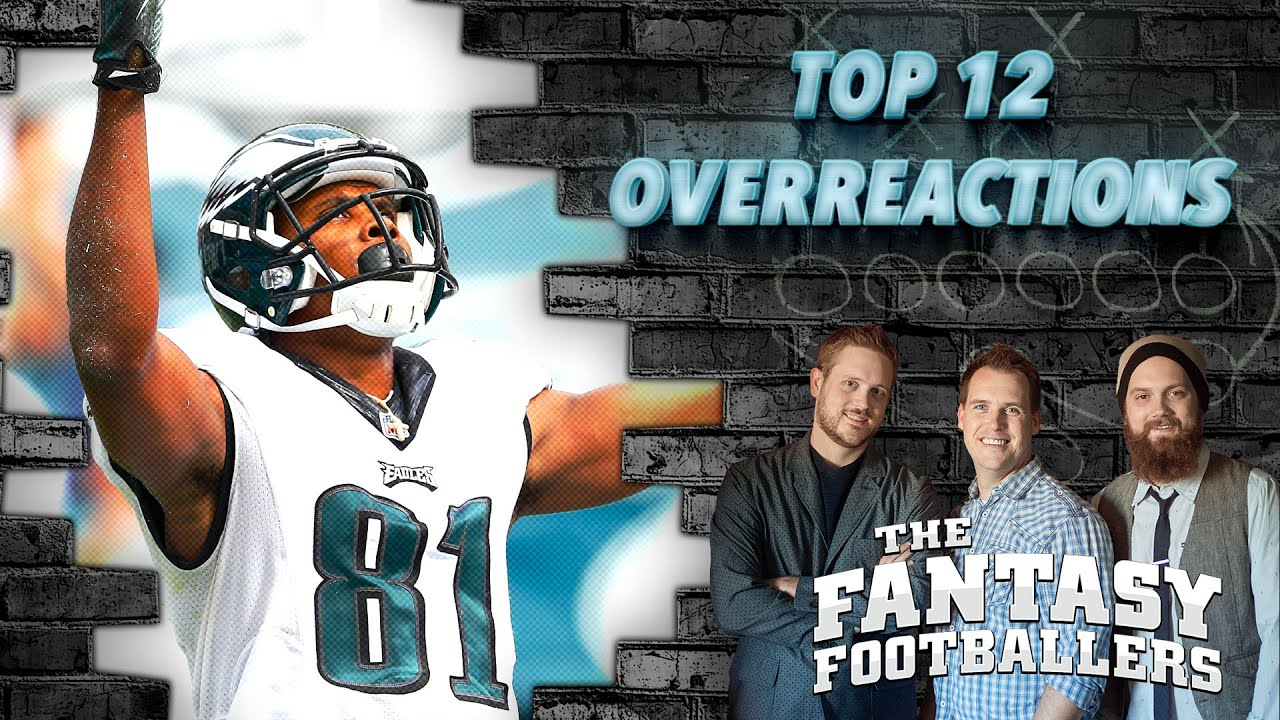 The Top 12 Overreactions For 2016 W Special Guest Chris Harris Ep