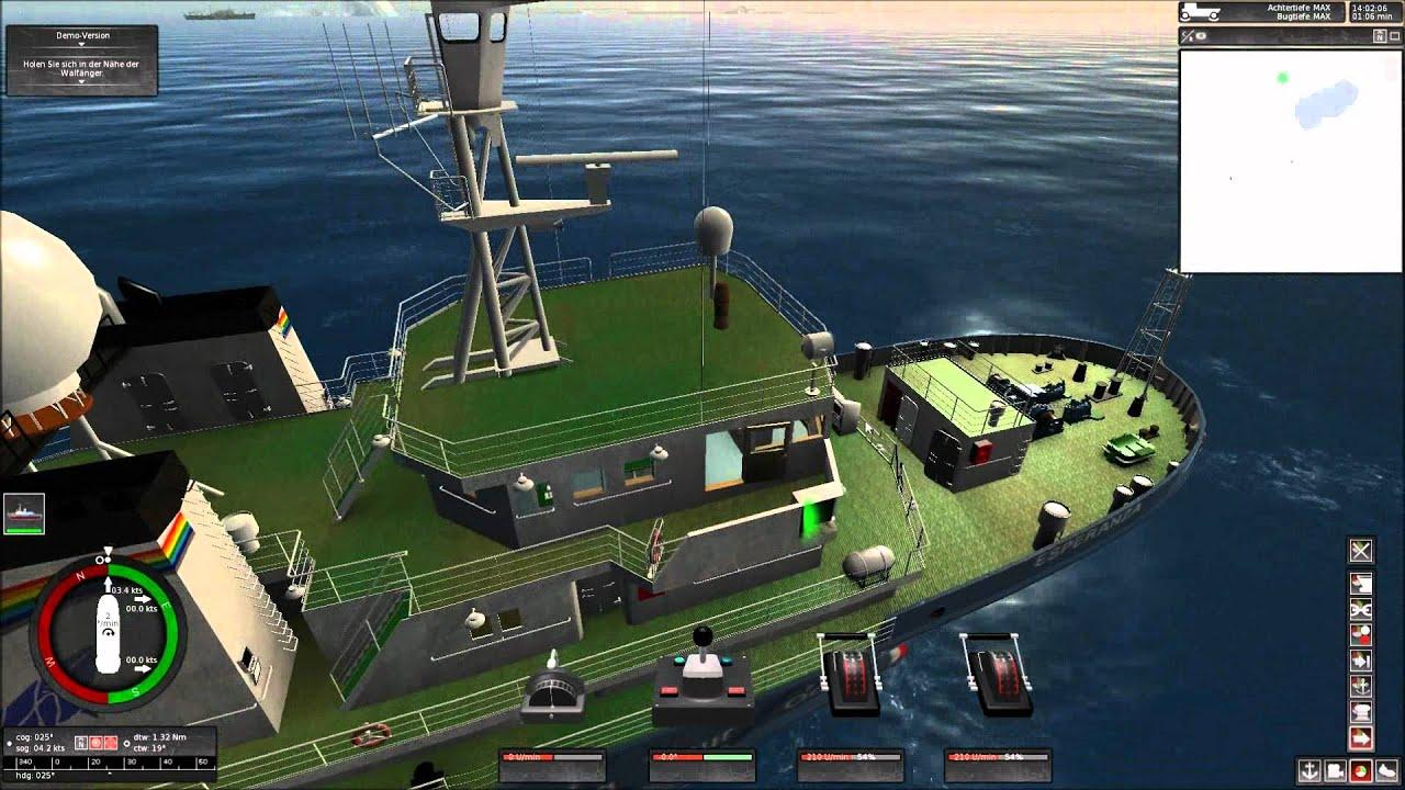 Ship Simulator Extremes Gameplay - YouTube