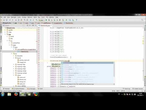 Develop Memory Game In Android Studio