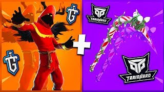 🔥 10 COMBOS OF SKIN MEGA TRYHARD (G4B, TrainH..) ON FORTNITE!