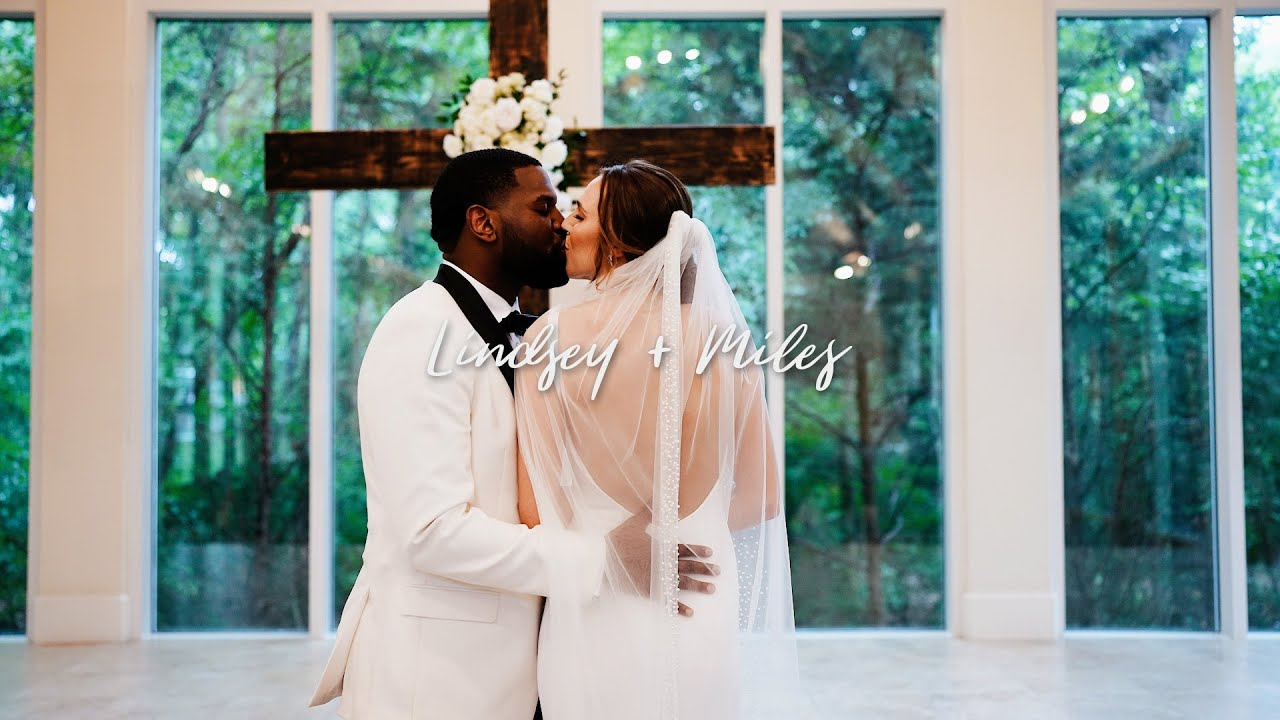 Lindsey + Miles' Wedding Trailer // Ashton Gardens