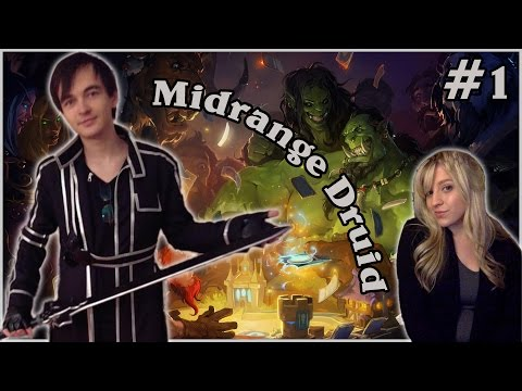 Kolento teach mid-range druid to his girlfriend