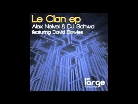 Alex Neivel & DJ Schwa (Shades of Gray) feat. David Bowles - Percolator (Original Mix)