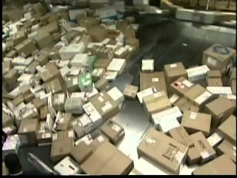 Shipping services investigated for drug shipments