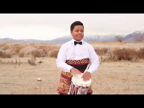 Little Drummer Boy  Peace On Earth ft Junior and Leka Maile  MattNickleMusic