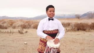 Little Drummer Boy - Peace On Earth ft Junior and Leka Maile | MattNickleMusic