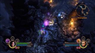 Dungeon Siege III Gameplay Review (XBOX 360 & PS3)
