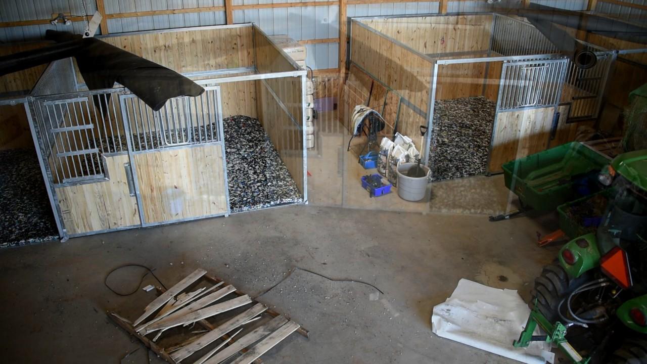 Best Horse Stall Mat Bedding System