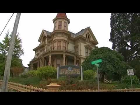 Flavel House Museum, Astoria, Oregon - YouTube
