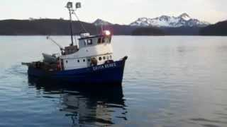 Alaska Life! Kodiak to Homer boat Adventure! part 1