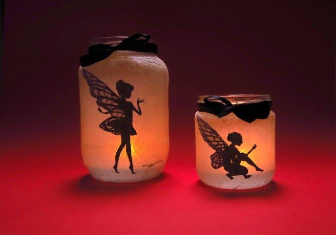 Super Come realizzare delle lanterne con dei vecchi barattoli - YouTube TK05