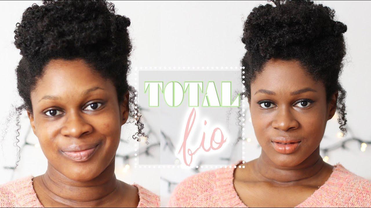 Maquillage Complet 100% Bio \u2022 Peaux mates à très foncées , Zao Ethnik ,  YouTube