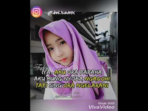 Kata Kata Cinta Bahasa Jawa Youtube