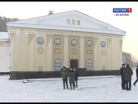 В Горно-Алтайске началась масштабная реконструкция городского парка культуры и отдыха