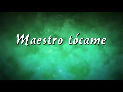 Pista Maestro tócame de Ericson Alexander Molano con letra