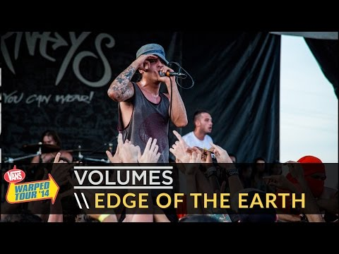 Volumes - Edge Of The Earth (Live 2014 Vans Warped Tour)