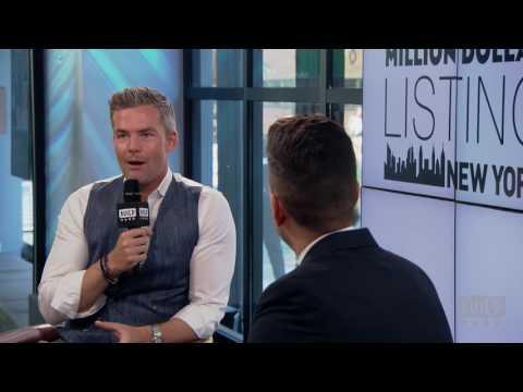 "Ryan Serhant Talks About ""Million Dollar Listing New York"""