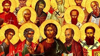 2014 #3 Church Fathers: Ignatius of Antioch, Polycarp & Justin Martyr