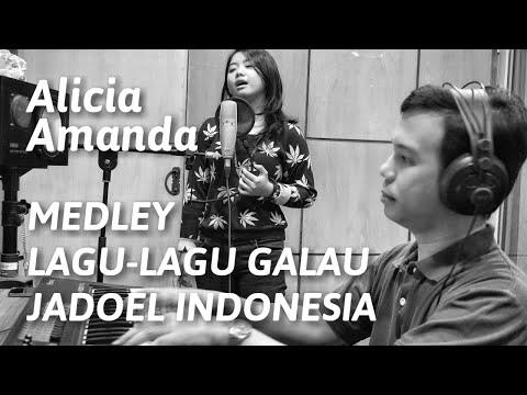 Medley Lagu-lagu Galau Indonesia Jadoel Bertema Kesetiaan