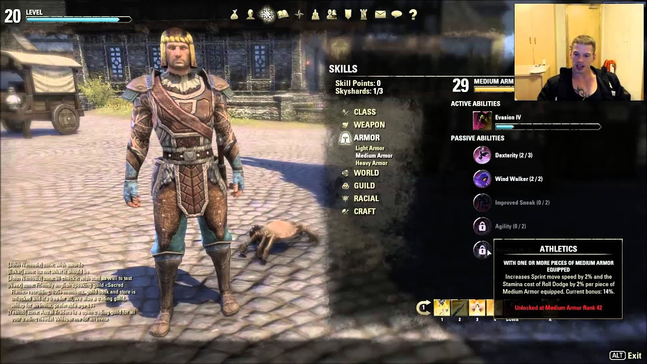 Pvp Builds