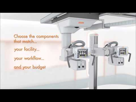 DRX-Ascend System: Customize Your Components [Digital Radiography]