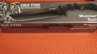 Cold Steel Warcraft Tanto CPM-3V