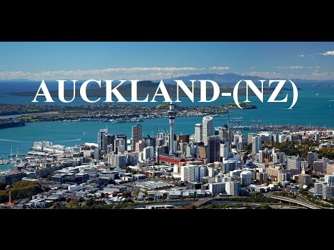 New Zealand-Auckland  Part 1