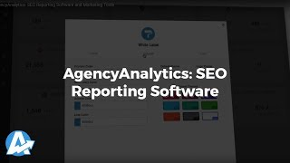 AgencyAnalytics: SEO Reporting Software and Marketing Tools