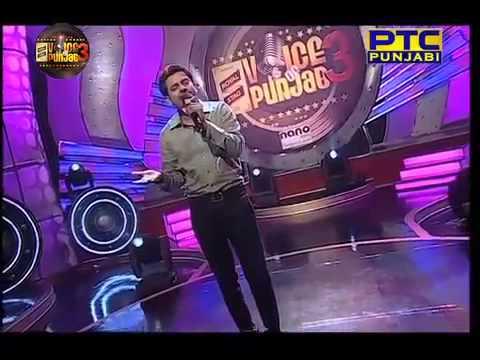 Voice of Punjab   Darshanjeet Singh   Quarter Finals Season 3 Best Performance {Episode 24}   MP4 36