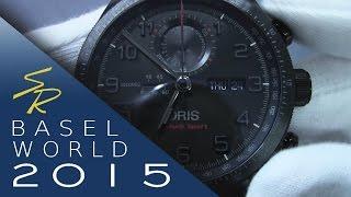 Oris Audi Sport Limited Edition 2 Baselworld 2015
