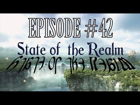State of the Realm #42 - Problems w/ Server Population & Raiding