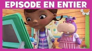 Moment Magique Disney Junior - Docteur la Peluche : Molly Molly et les crêpes
